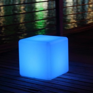 Polaroid cube led
