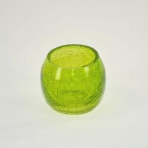 Bougeoir vert #1