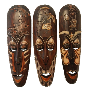 Masques Africains E C Events